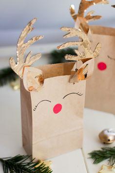 Rudolph the Red Nosed Reindeer - Geschenktüten