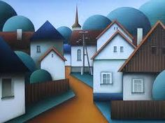Image result for vojkůvka libor Port Isaac, Folk Art, Mansions, House Styles, Inspiration, Image, Home Decor, Biblical Inspiration, Decoration Home
