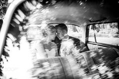 Black and White wedding by JulianKasseckert