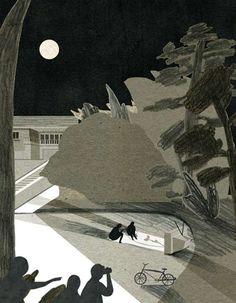 Nancy Liang - Illustration