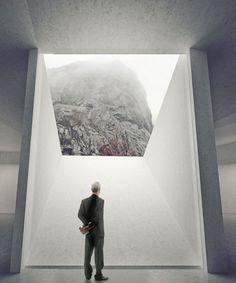 Architect: Atelier Oslo | Project: Jøssingfjord museum | Location: Bergkrystallen Norway | year: 2011