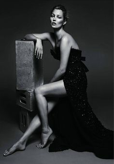 Kate Moss By Mert Alas & Marcus Piggott