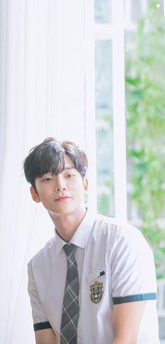 Extraordinary you ( Haru ) Korean Drama Best, Korean Drama Quotes, Cute Korean Boys, Korean Girl, Lawley Kian, Park Bogum, Korean Male Actors, Kim Myung Soo, Boy Idols