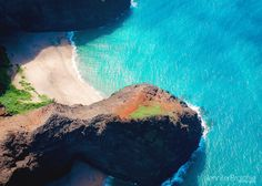 This is the NaPali Coast in Kauai... beautiful!  What an Awesome experience for me to photograph.   Oahu Photographer for families and couples.  www.jenniferbrotchie.com