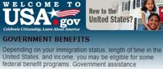 Homeland Security promotes welfare to new immigrants in government 'welcome' materials