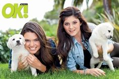 Kendall and Kylie Jenner!