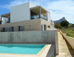 Architektenvilla C direkt am Meer mit Blick auf das Cap Formentor und die Bucht von Alcudia und nur einen Steinwurf vom Zentrum Colonia de Sant Pere entfernt - Living Scout - die schönsten Immobilien auf MallorcaLiving Scout – die schönsten Immobilien auf Mallorca