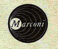 Marconi UK Electronics 1940 logo