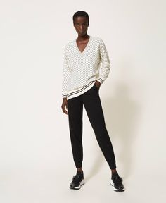 Knitwear, Normcore, Products, Style, Fashion, White People, Black, Stars, Snow