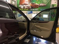 Waaaaaaayy too cool!! I have much respect for this Lexus ES 330, its such a Champ! Premium Window Tinting was done here, looks and feels so rad!!