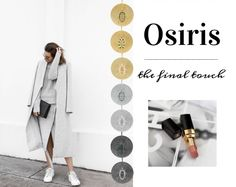 OSIRIS - THE FINAL TOUCH