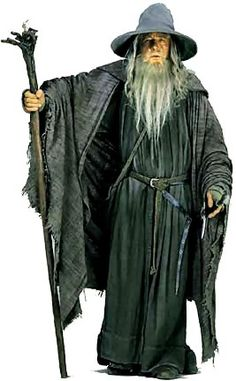 gandalf the grey (my fav)