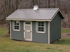 Amish Sheds - Rivers