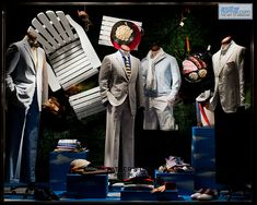 Bergdorf Goodman Mens' Windows;June 2010, Father's Day - Another Normal - The Art of Window Displays, NY and Beyond - photographed by Rudy Pospisil » Blog Archive