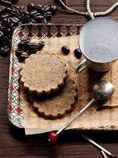 Espresso Shortbread Recipe Recipe Recipe - Saveur.com recipes