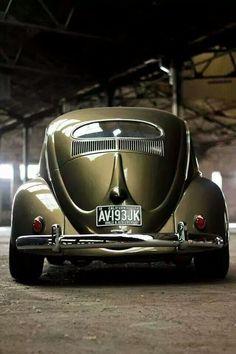 Volkswagen Beetle, officially the Volkswagen Type 1