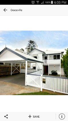 Graceville Exterior, Outdoor Decor, House, Home Decor, Decoration Home, Home, Room Decor, Outdoor Rooms, Home Interior Design
