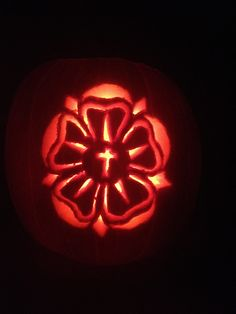 My Luther Rose Pumpkin