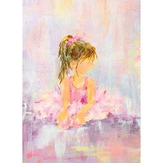 Little Dancer no.1 by Susan Pepe