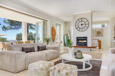 Villa Olivier - Living Room - Nox Rentals
