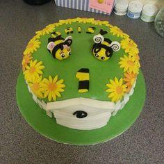 Disney 'The Hive' Cake
