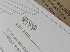 Paper Wedding is happy to announce that we can now create designs for letterpress. Check out this beautiful vintage invite...    © Paper Wedding www.paperwedding.co.nz