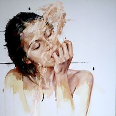 Destroyed Paintings by Cesar Biojo – Fubiz™
