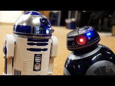 All These Bleeping Star Wars Droids Will Take Over Your Home - Up At Noon Live!