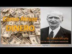 ((CÓMO ATRAER DINERO)) Joseph Murphy Audiolibros de Autoayuda ((audio li...