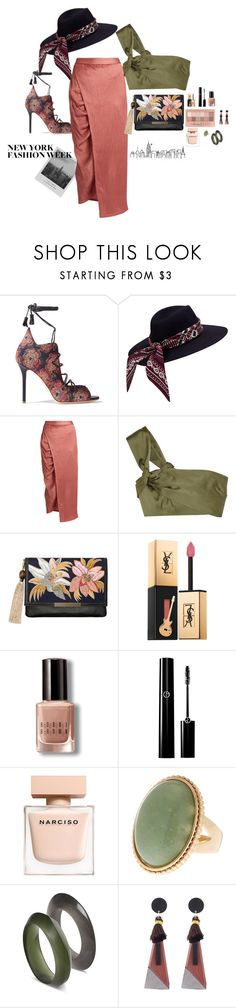 """""""Fashionista in New york"""" by claire86-c on Polyvore featuring moda, Meggie, Malone Souliers, Sies Marjan, 3.1 Phillip Lim, Lizzie Fortunato, Maybelline, Yves Saint Laurent, Bobbi Brown Cosmetics e NYFW"""