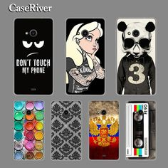 CaseRiver High Quality Case For Microsoft NOKIA Lumia 535 Phone Case Cover For Microsoft Lumia 535 Back Case Cover For Nokia 535