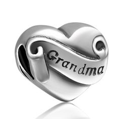 Letter Family Heart Shape 925 Sterling Silver Charm European Bracelets Compatible.More info for personalised bracelets;sterling bracelet;silver friendship bracelets;gemstone bracelets;silver bracelets for men could be found at the image url.(This is an Amazon affiliate link and I receive a commission for the sales)