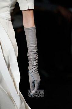 Модные перчатки осень-зима 2014-2015 фото №25