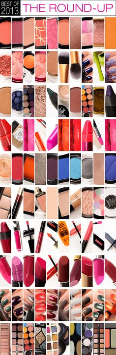 Top 100 Beauty Products of 2013
