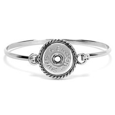 Ginger Snaps Jewelry - 1-Snap Bangle with Latch