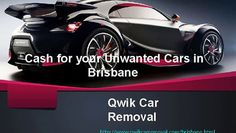 Cash for your unwanted cars in brisbane