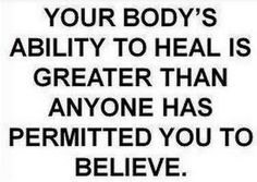 Exactly!!!! Homeopathic, bioenergetics, and iridology saved and changed my life forever!