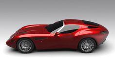 2015 Zagato Mostro Maserati side