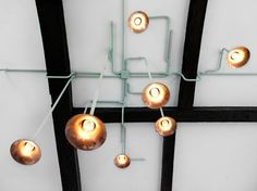Forest Lights by Ontwerpduo
