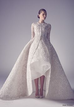 Ashi Studio Spring 2015 Couture Collection   Wedding Inspirasi