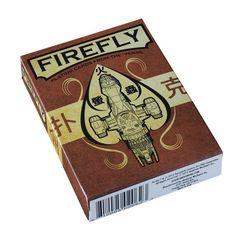 Serenity Firefly Spielkarten