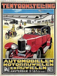 Auto Rai car exhibition