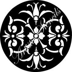 round stencil patterns - Αναζήτηση Google Stencil Templates de1fb34beb