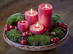 Homemade Advent Wreath, Homemade Christmas Wreaths, Christmas Advent Wreath, Decoration Christmas, Noel Christmas, Christmas Crafts, Xmas, Halloween Wreaths, Homemade Halloween