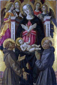 Bartolomeo Caporali. San Giovanni il Battista