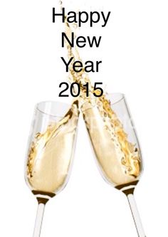 ☆Every Day's A Holiday☆ **Happy New Year 2015**