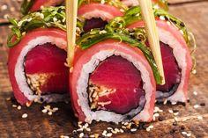 sushi #flatlay #flatlays #flatlayapp www.flat-lay.com