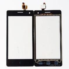 [ 28% OFF ] 4.5'' Sensor Touchscreen For Zte Blade Gf3 Touch Screen Digitizer Front Glass Touch Panel Outer Lens Replacement
