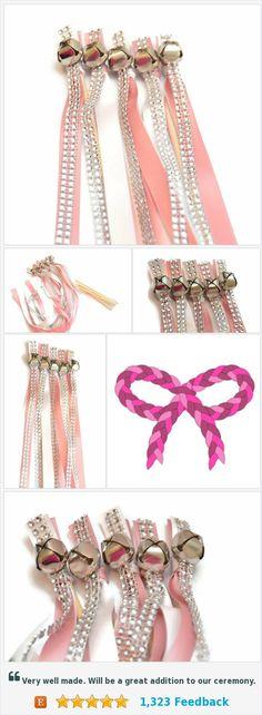 100 BLING Wedding Ribbon Bell Wands #Bling #RibbonWands #Wedding #WeddingWands #Favors #bling #wedding #accessory #WeddingBlingWands #WeddingCeremony #CeremonySendOff #RibbonBellWands #KissingBells https://www.etsy.com/DivinityBraid/listing/610588595/100-bling-wedding-ribbon-bell-wands?ref=shop_home_feat_1 https://www.etsy.com/DivinityBraid/listing/610588595/100-bling-wedding-ribbon-bell-wands?ref=shop_home_feat_1