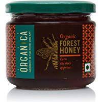 Organica Organic Forest Honey, 400g Casio, Jar, Bluetooth Headphones, Pink, Jars, Roses, Drinkware